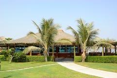 Barra perto da praia do hotel de recurso Fotografia de Stock Royalty Free