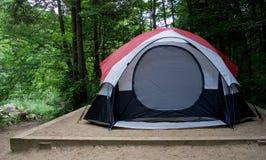 Barraca de acampamento foto de stock royalty free