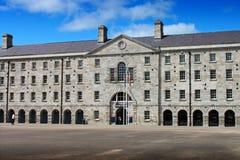 barracks основа входа dublin collins Стоковое Изображение RF