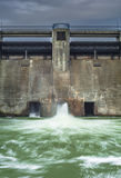barrage Photo stock