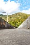 Barrage Black Forest. Barrage at the Black Forest Stock Images