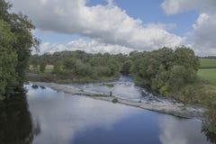 Barrage d'Ochiltree photo libre de droits
