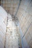 Barrage de bassin de crochet Image libre de droits