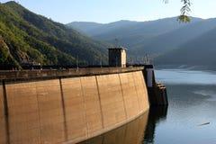 Barrage de Bhumibol Photo libre de droits