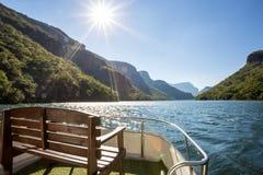 Barrage de Blyde en Afrique du Sud images stock