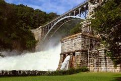 Barrage de Croton Photo stock