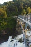 Barrage de Croton aux Etats-Unis Photos libres de droits