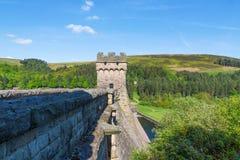 Barrage de Derwent Photo stock