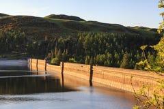 Barrage de Haweswater Images libres de droits