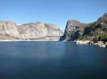 Barrage de Hetch Hetchy Images stock