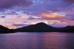 Barrage de Hinze, Queensland, Australie images stock