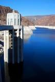 Barrage de Hoover Images libres de droits