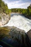 Barrage de l'eau Photo libre de droits