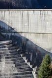 Barrage de l'eau Images libres de droits