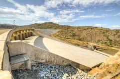 Barrage de Maguga, Souaziland Image stock