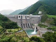 Barrage de Nagashima Image libre de droits
