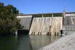 Barrage de Norris Images libres de droits