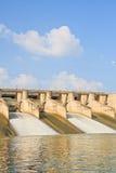 Barrage de PASAK Photographie stock