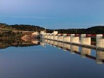 Barrage de Pedrogao Images libres de droits