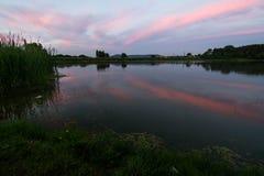 Barrage de Popovo Image stock