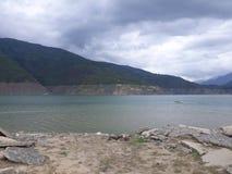 Barrage de Tehri Image stock