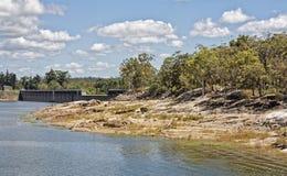 Barrage de Tinaroo d'Australie du Queensland de plateaux d'Atherton Photos stock