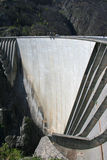 Barrage de Verzasca Photos libres de droits