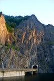 Barrage de Vidraru photo libre de droits