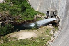 Barrage de Vilarinho DAS Furnas photos libres de droits