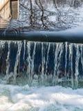 Barrage en parc Image stock