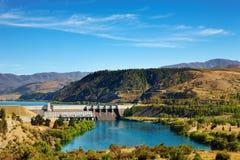 Barrage hydro-électrique d'Aviemore Photo libre de droits