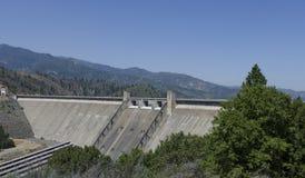 Barrage hydro-électrique, Etats-Unis photographie stock