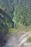 Barrage Toyama de Kurobe Photos libres de droits