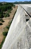 barragem altowa tama robi Portugal północnemu rabagao fotografia royalty free