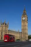 Barramento de Londres Foto de Stock