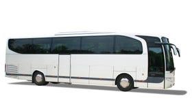 Barramento do ônibus Fotografia de Stock Royalty Free