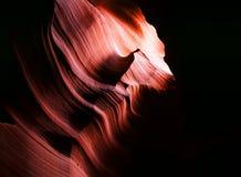 Barranca Arizona del antílope Fotos de archivo libres de regalías