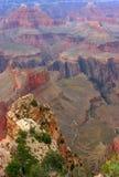 Barranca de Gran, Arizona. imagen de archivo libre de regalías