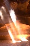 Barranca de la ranura en Arizona fotos de archivo