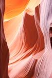 Barranca de la ranura en la paginación Arizona, los E.E.U.U. foto de archivo libre de regalías