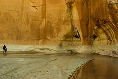Barranca de Paria - Utah Foto de archivo
