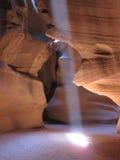 Barranca del antílope, Arizona fotografía de archivo