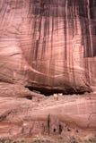Barranca histórica mágica en pista de Navajo Fotografía de archivo libre de regalías