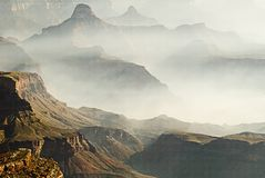 Barranca magnífica imagen de archivo libre de regalías