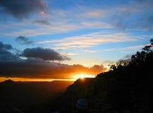 Barranca magnífica Foto de archivo libre de regalías