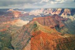 Barranca magnífica, Arizona fotos de archivo