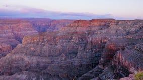 Barranca magnífica Arizona Fotos de archivo libres de regalías