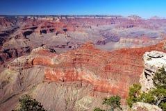 Barranca magnífica Arizona Fotos de archivo