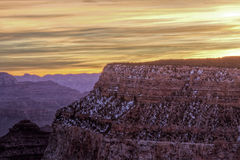 Barranca magnífica, Arizona 8 Imagen de archivo libre de regalías