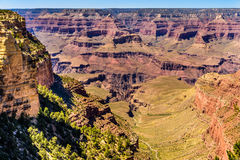 Barranca magnífica, Arizona Fotografía de archivo libre de regalías